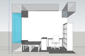 My Studio (Initial Plan)